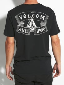 Volcom Anti Hero Pocket Crew T-Shirt