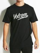 Volcom Bolty Script T-Shirt