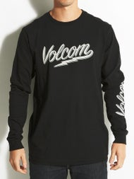 Volcom Bolty Script L/S T-Shirt