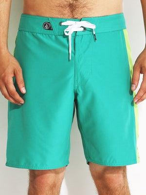 Volcom Da Cane Boardshorts Green 38