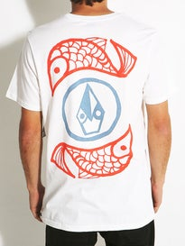 Volcom Don Pendleton Stone Fill T-Shirt