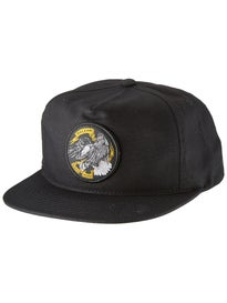 Volcom Anti Hero Descend Snapback Hat