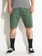Volcom Faceted Shorts  Cedar Green