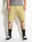 Volcom Faceted Shorts Drill Khaki