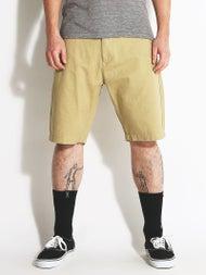 Volcom Faceted Shorts Drill Khaki