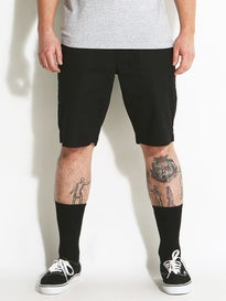 Volcom Frickin Modern Stretch Shorts Black