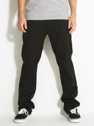 Volcom Frickin Modern Stretch Chino Pants Black
