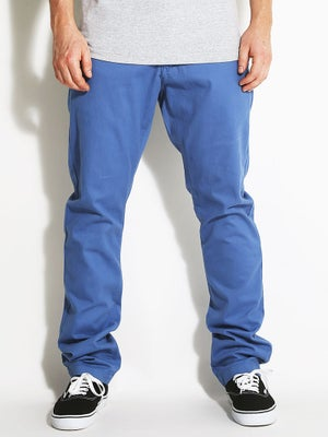 Volcom Faceted Chino Pants Airforce Blue/AFB 28