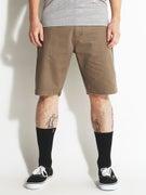 Volcom Faceted Shorts  Mushroom