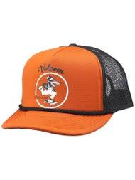 Volcom Grated Cheese Mesh Hat