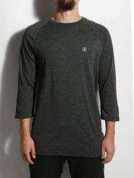 Volcom Heather 3/4 Raglan T-Shirt