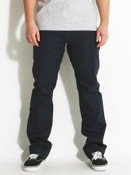 Volcom Kooper Chino Pants Navy