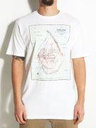 Volcom Map Stone T-Shirt