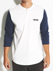 Volcom Matthews 3/4 Sleeve Knit Shirt