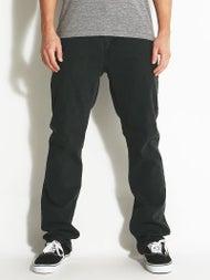 Volcom Nova Solver Jeans  Lightweight Washed Blue