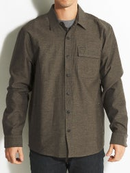 Volcom Barlow L/S Quilted Woven