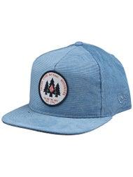 Volcom Reservation Snapback Hat