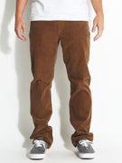 Volcom Solver Cord Pants  Mud