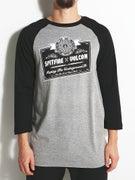 Volcom x Spitfire 3/4 Sleeve Raglan T-Shirt