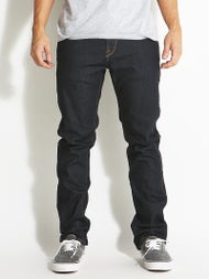 Volcom Solver Form Jeans  S-Gene Blue Rinse
