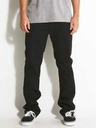Volcom Solver Twill Pants  Black