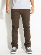 Volcom Solver Twill Pants  Soil