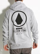Volcom Stray Dog Hoodzip