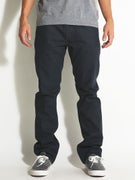 Volcom Solver Jeans  Coder Blue