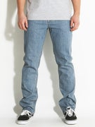 Volcom Solver Jeans  Cool Blue