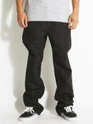 Volcom Kinkade Jeans  Black Rinser