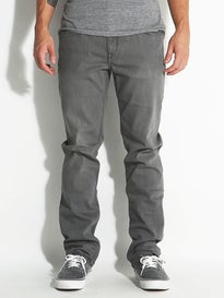 Volcom Solver Jeans Brushed Nickel