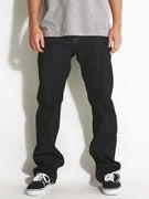 Volcom Kinkade Jeans  Rinse