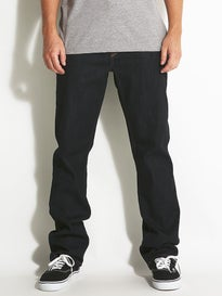 Volcom Solver Jeans Rinse