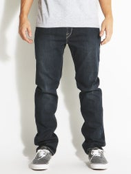 Volcom Solver Jeans  Used Blue