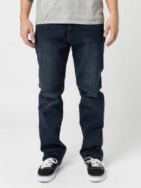 Volcom Kinkade Jeans Vintage Blue