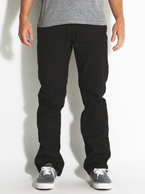 Volcom VSM Gritter Regular Pants Black