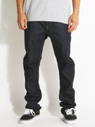 Volcom Vorta Form Jeans  S-Gene Blue Rinse