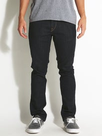 Volcom Vorta Jeans  Rinse