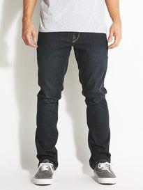 Volcom Vorta Jeans  Used Blue