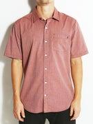 Volcom Weirdoh Solid S/S Woven Shirt