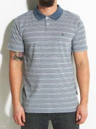 Volcom Wowzer Stripe Polo Shirt