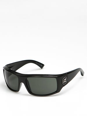 VonZipper Clutch Black Gloss w/ Grey Lens