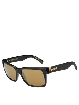VonZipper Elmore Battlestations Black/Gold Chrome