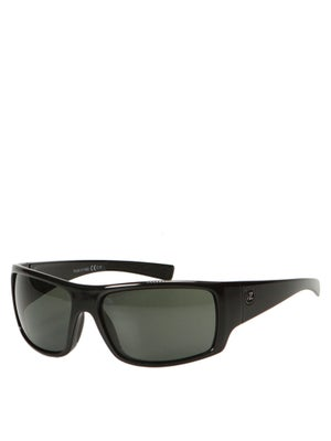 VZ Suplex Sunglasses Black Gloss/Gey Lens
