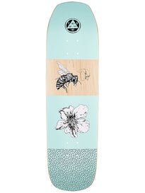 Welcome Adaption Teal Deck 8.6 x 32.4