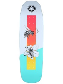 Welcome Adaption White/Teal Deck  9.0 x 32.4