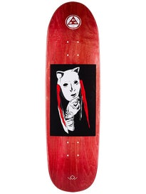 Welcome Audrey Red Deck 8.8 x 31.75