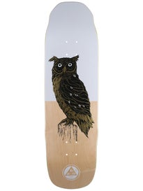 Welcome Black Beak White Deck  9.0 x 32.4