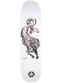 Welcome Cetus White Dip Deck 8.25 x 32.125