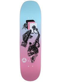 Welcome Face Of A Lover Pink/Blue Deck  8.5 x 32.6